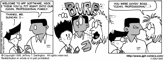 [Comic for Friday, November 6, 1998]