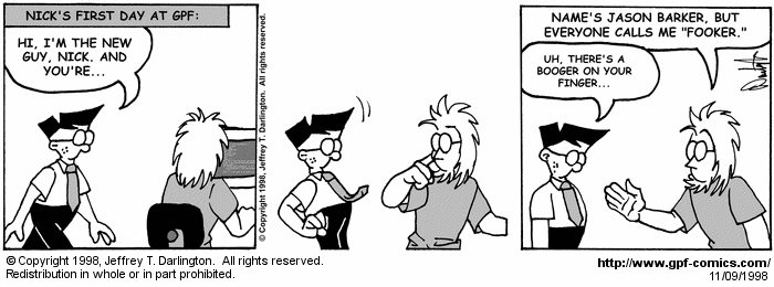 [Comic for Monday, November 9, 1998]