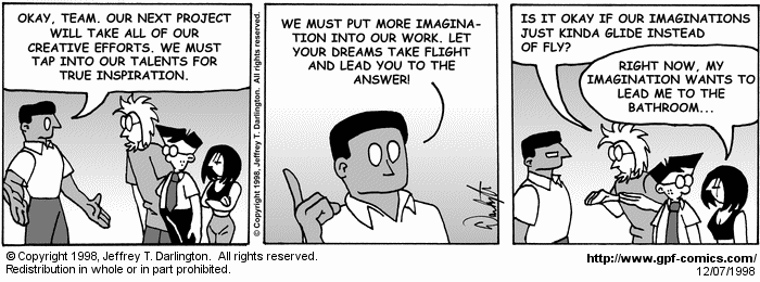 [Comic for Monday, December 7, 1998]