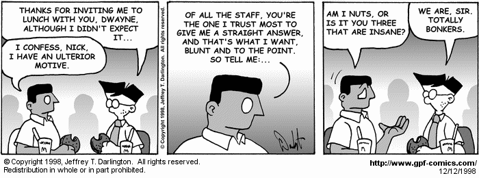 [Comic for Saturday, December 12, 1998]