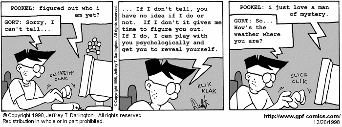 [Comic for Saturday, December 26, 1998]