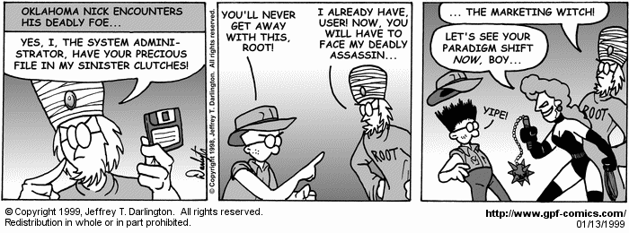[Comic for Wednesday, January 13, 1999]