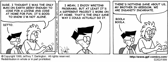 [Comic for Tuesday, February 2, 1999]