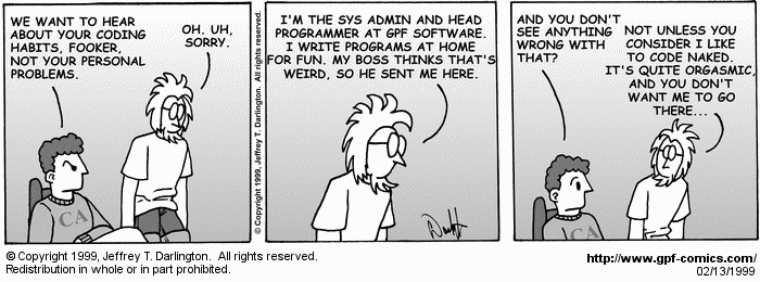 [Comic for Saturday, February 13, 1999]