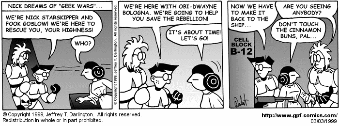 [Comic for Wednesday, March 3, 1999]