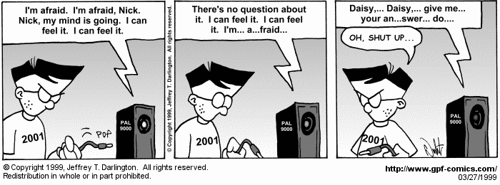[Comic for Saturday, March 27, 1999]