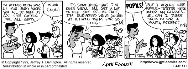 [Comic for Thursday, April 1, 1999]