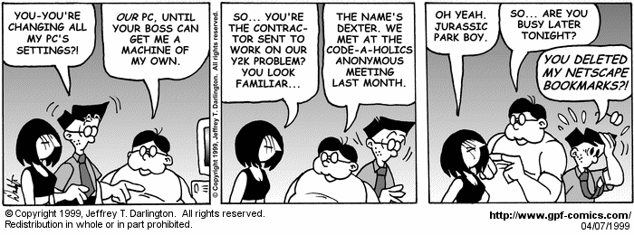 [Comic for Wednesday, April 7, 1999]