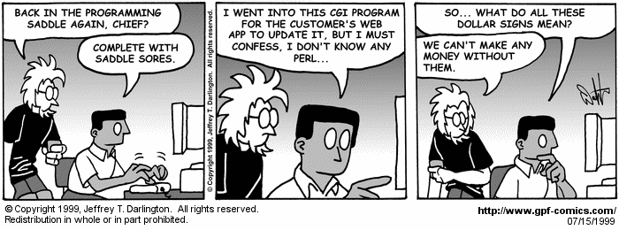 [Comic for Thursday, July 15, 1999]