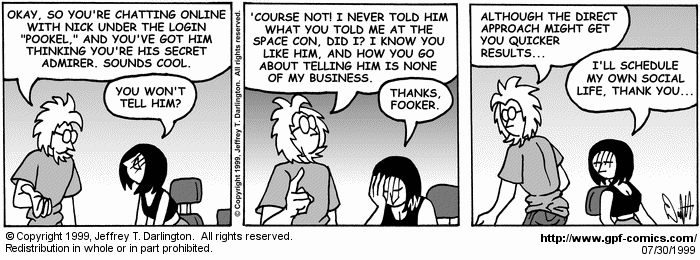 [Comic for Friday, July 30, 1999]
