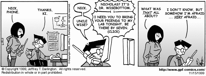 [Comic for Monday, November 15, 1999]