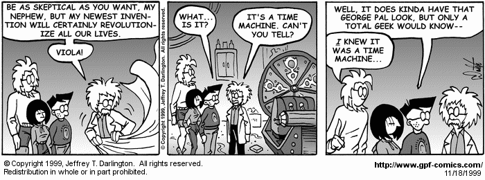 [Comic for Thursday, November 18, 1999]