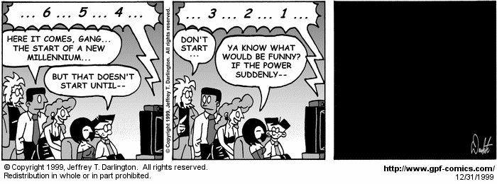 [Comic for Friday, December 31, 1999]