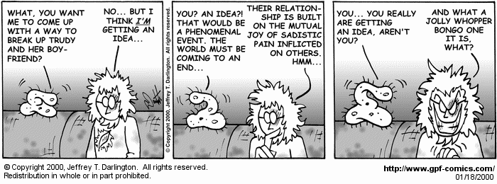 [Comic for Tuesday, January 18, 2000]