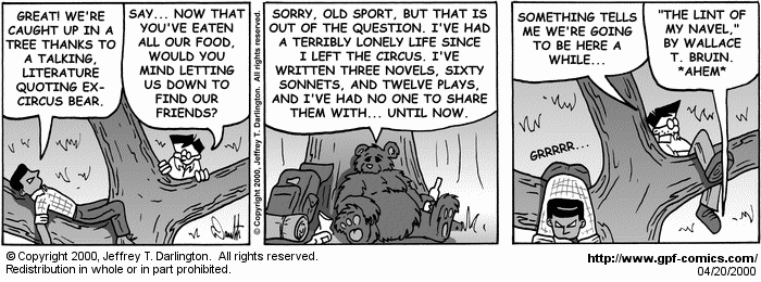 [Comic for Thursday, April 20, 2000]