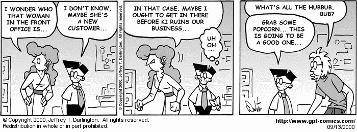 [Comic for Wednesday, September 13, 2000]