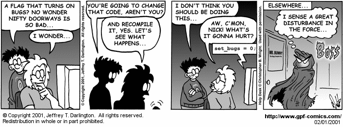 [Comic for Thursday, February 1, 2001]