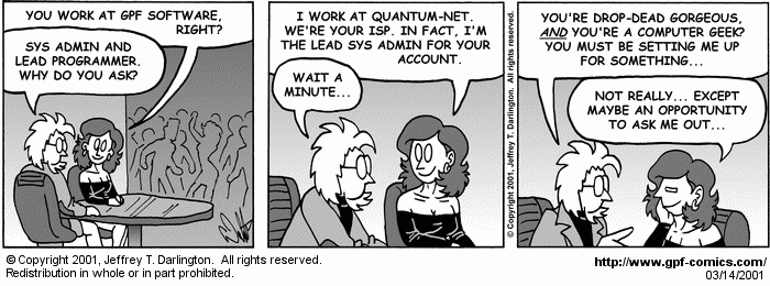 [Comic for Wednesday, March 14, 2001]