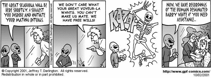 [Comic for Tuesday, October 2, 2001]