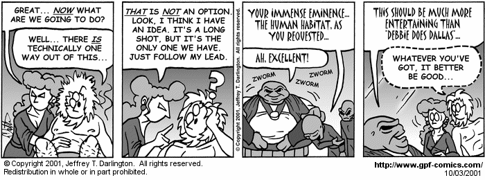 [Comic for Wednesday, October 3, 2001]