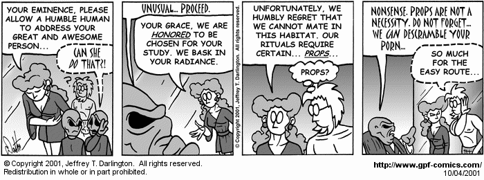 [Comic for Thursday, October 4, 2001]