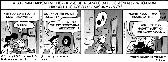[Comic for Monday, October 15, 2001]