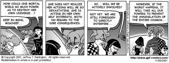[Comic for Friday, November 9, 2001]