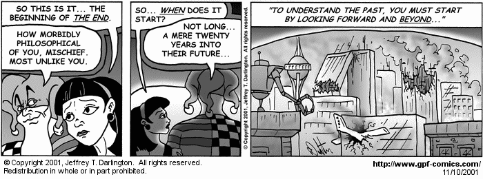 [Comic for Saturday, November 10, 2001]