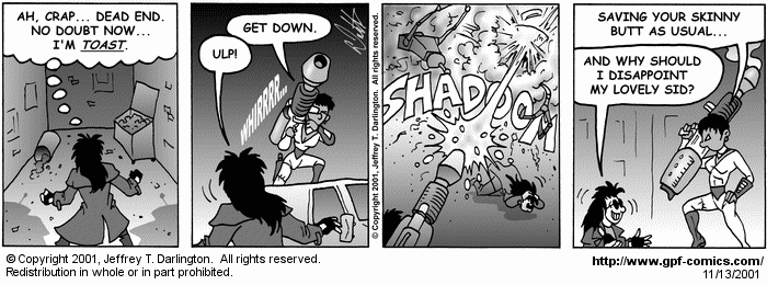 [Comic for Tuesday, November 13, 2001]
