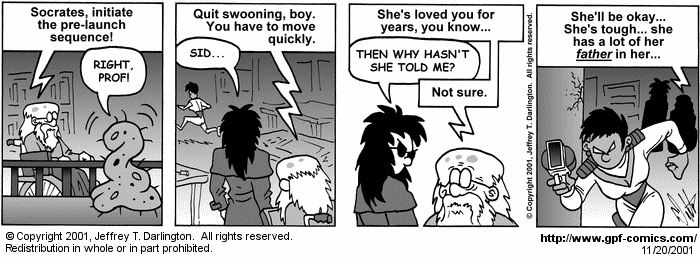 [Comic for Tuesday, November 20, 2001]