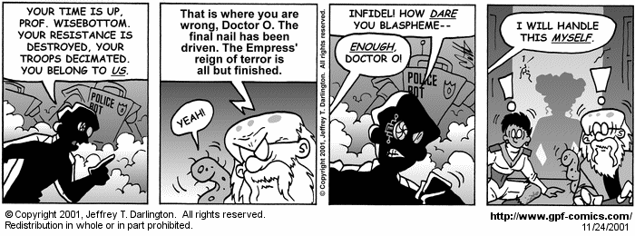 [Comic for Saturday, November 24, 2001]