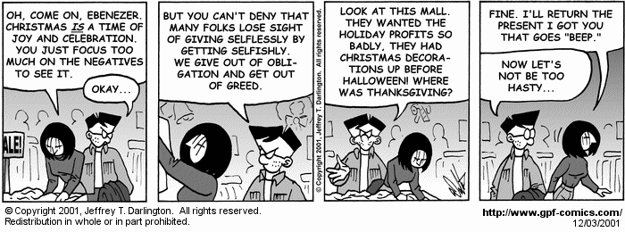 [Comic for Monday, December 3, 2001]