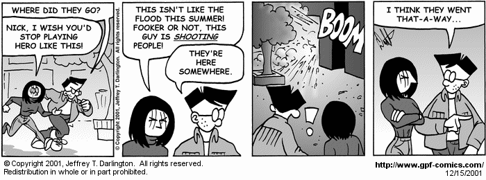 [Comic for Saturday, December 15, 2001]