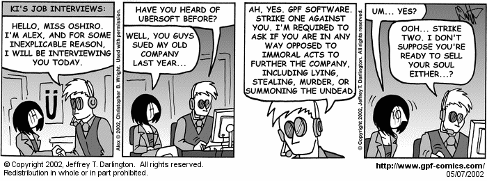 [Comic for Tuesday, May 7, 2002]