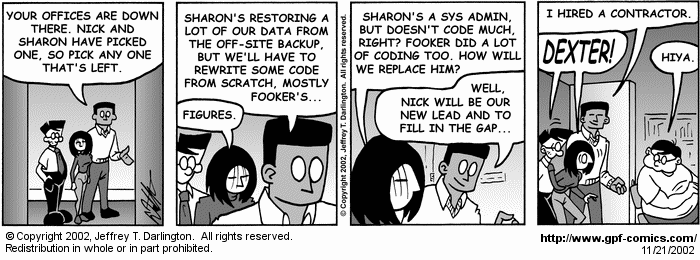 [Comic for Thursday, November 21, 2002]