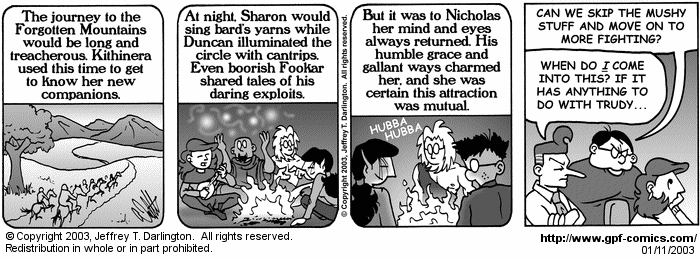 [Comic for Saturday, January 11, 2003]