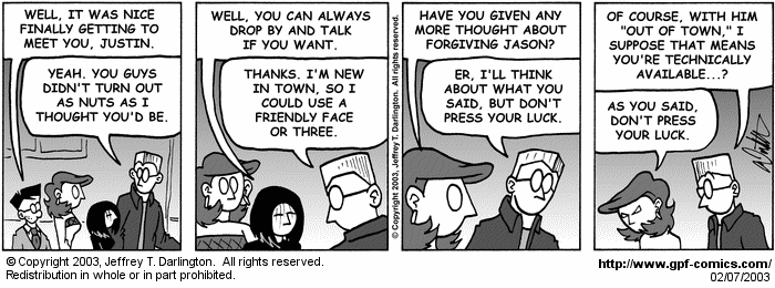 [Comic for Friday, February 7, 2003]