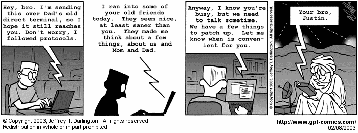 [Comic for Saturday, February 8, 2003]