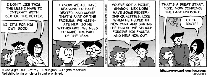 [Comic for Wednesday, March 5, 2003]