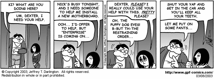 [Comic for Saturday, March 8, 2003]