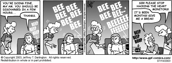 [Comic for Saturday, July 19, 2003]