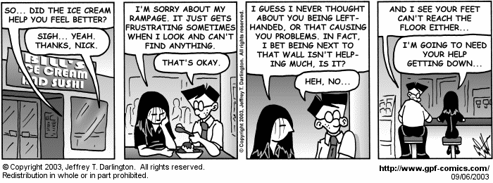 [Comic for Saturday, September 6, 2003]