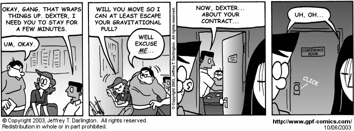 [Comic for Monday, October 6, 2003]