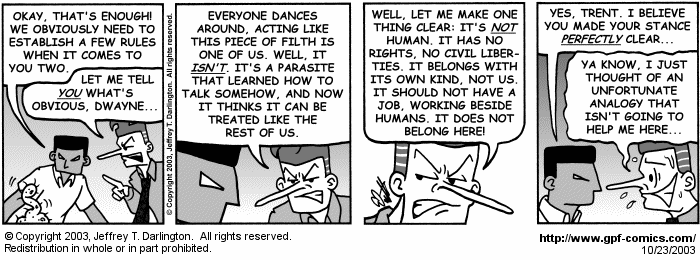 [Comic for Thursday, October 23, 2003]