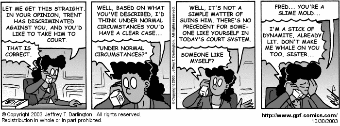 [Comic for Thursday, October 30, 2003]