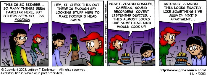 [Comic for Friday, November 14, 2003]