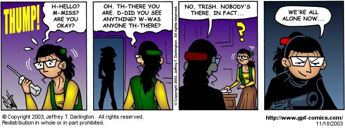 [Comic for Tuesday, November 18, 2003]