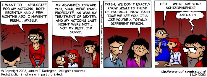 [Comic for Monday, November 24, 2003]