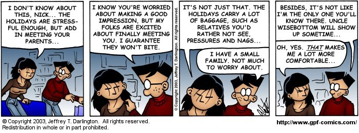[Comic for Monday, December 1, 2003]