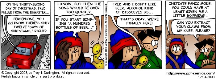[Comic for Thursday, December 4, 2003]
